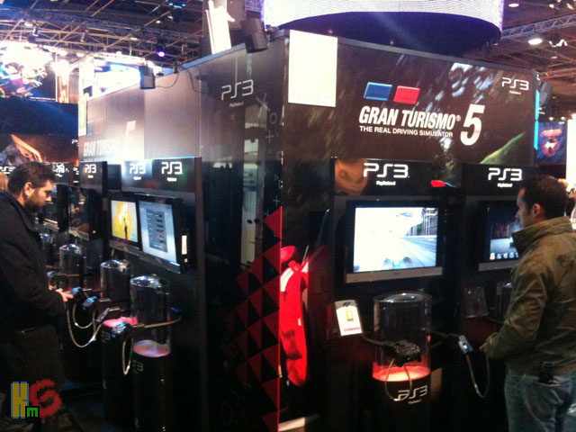 Paris Games Week 2010
