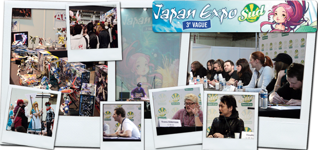 Japan Expo Sud Review