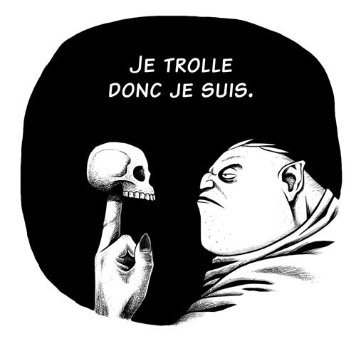 Troll moralisateur