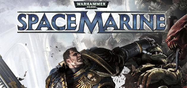 Купить Warhammer 40000 Space Marine.