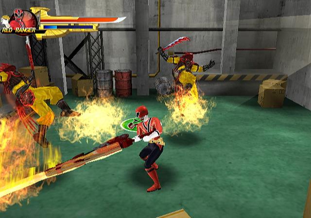 E3 2011 day 2 ce qu 39 il faut retenir - Jeux de power rangers super samurai ...