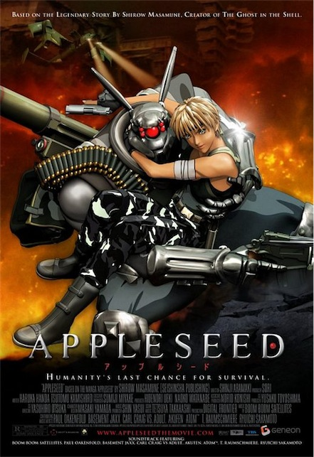 Appleseed 2004