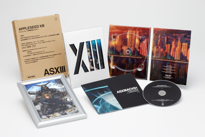 Appleseed XIII - le coffret