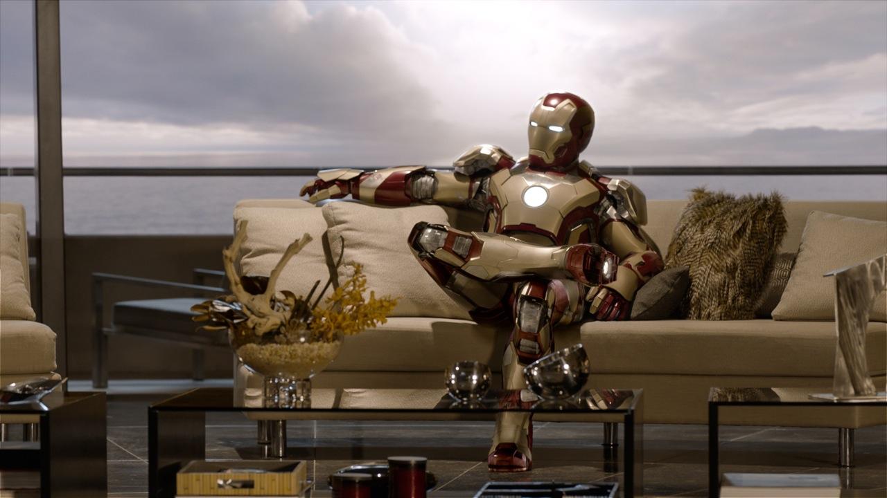 Iron Man 3 // Critique