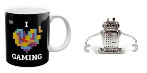 Mug Tetris Infuseur Robot