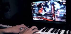 tekken piano