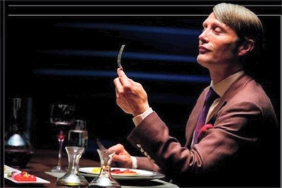 Hannibal - En plein repas