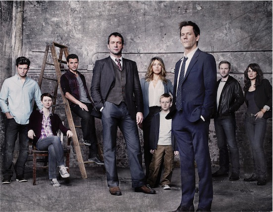 The Following - le casting