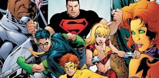 Une série Teen Titans en développement