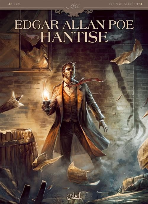 Edgar Allan Poe Hantise