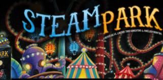 [Test] Le jeu de plateau Steam Park