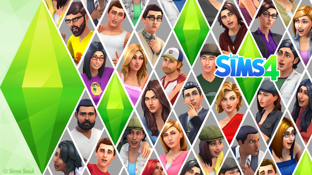 Test les sims 4 for Sims 4 raumgestaltung