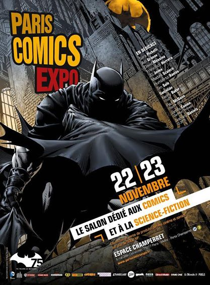 Paris Comics