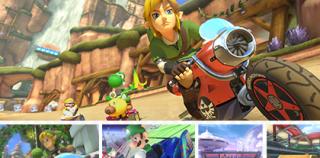 [Test] Mario Kart 8 – DLC Zelda
