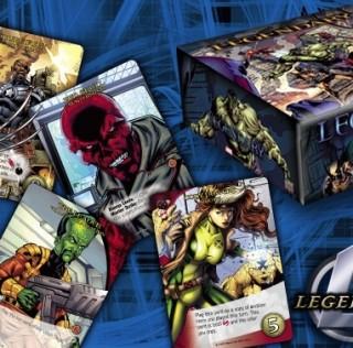 [Test] Legendary : A Marvel Deck Building Game