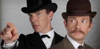 Le Christmas Special de Sherlock à l'époque Victorienne