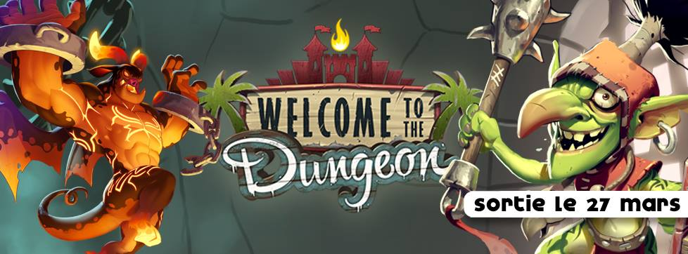 Welcome to the dungeon