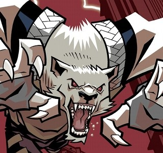Il n'y a pas que les zombies : Wolf-Man
