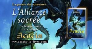 Acacia la trilogie