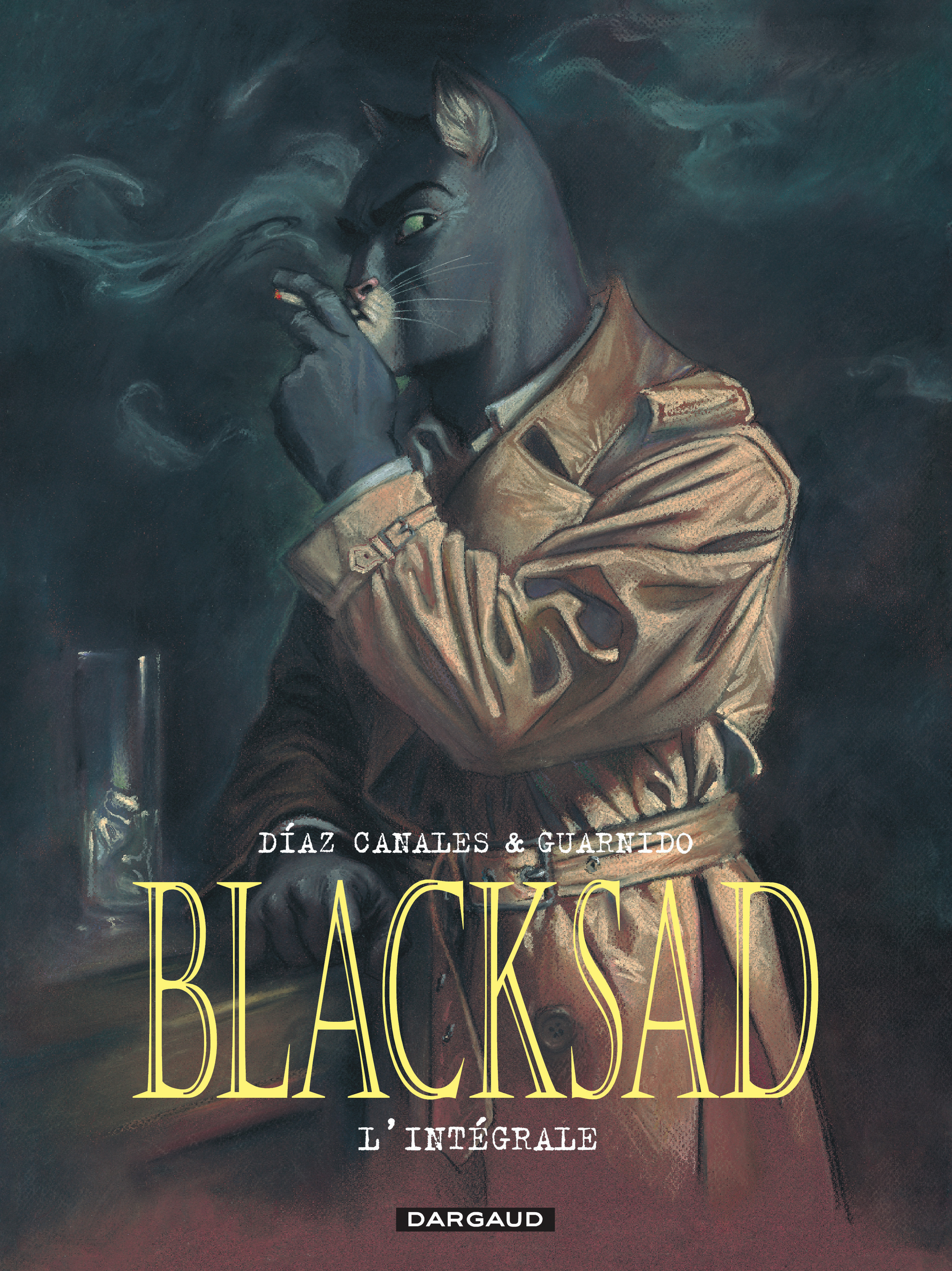 En attendant les tomes 6 et 7 : Blacksad, l'intégrale