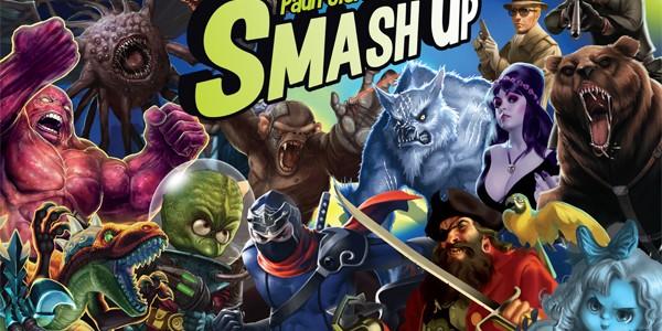 Smash up couverture