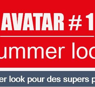[Infographie] Avatar #1: summer look