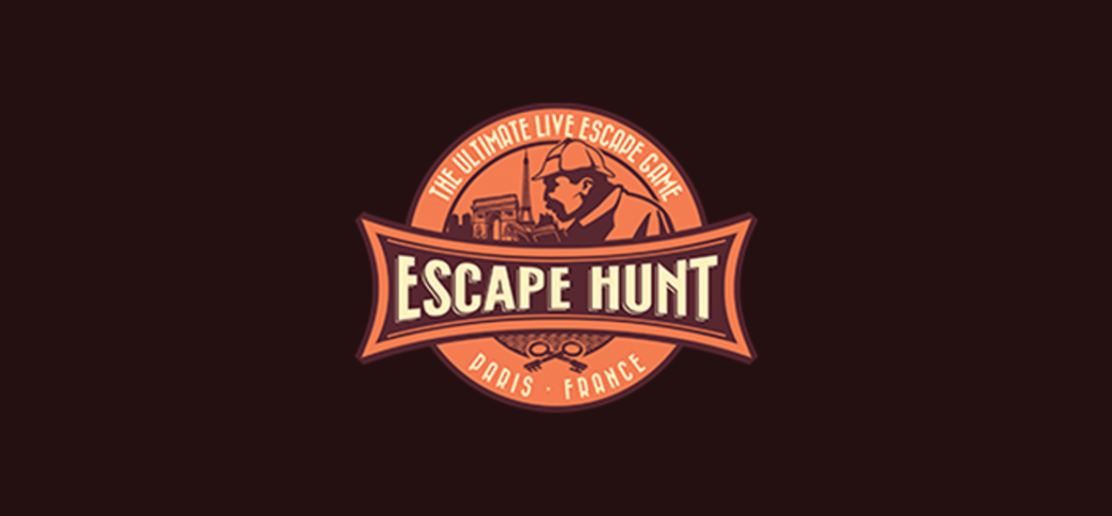 Escape Hunt paris - Cover