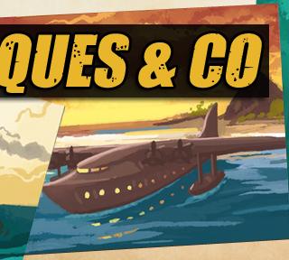 Le jeu de société Reliques & Co sortira le 28 août 2015