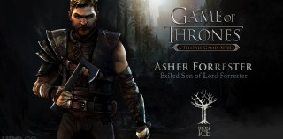 La Maison Forrester dans Game of Thrones : A Telltale Games Series