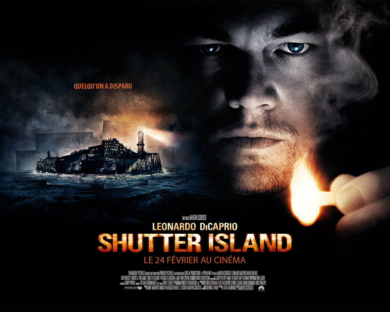 Explication Shutter Island Film