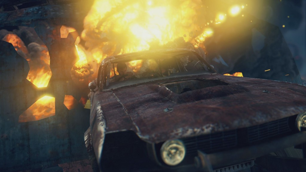 Mad Max Test