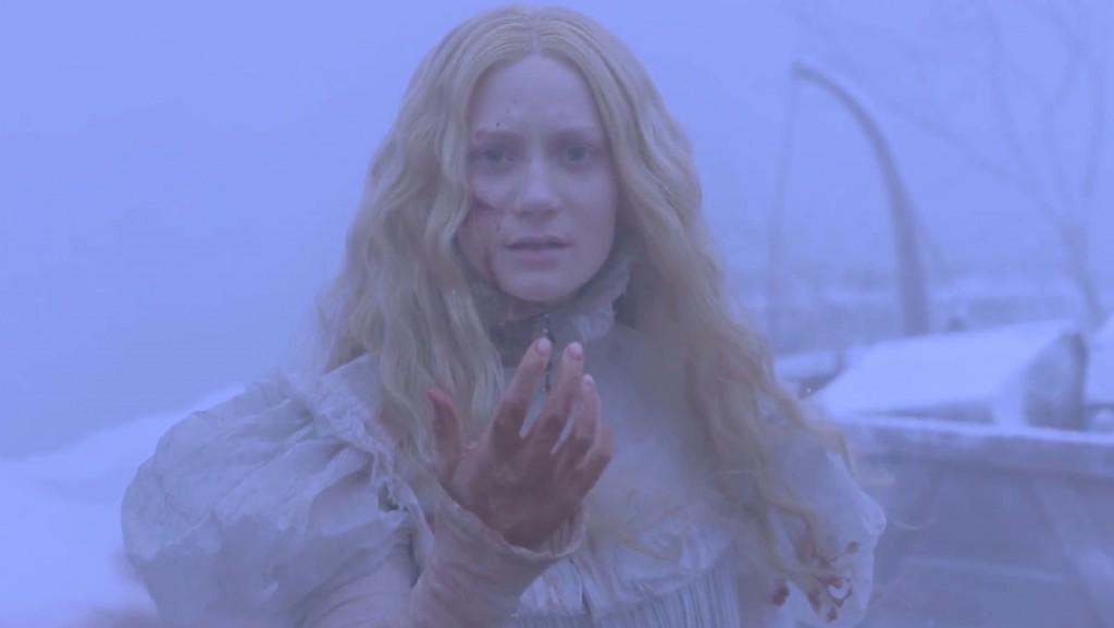 """""""Ghosts are real, this much I know."""" Vous l'aurez deviné, c'est la première image du film."""