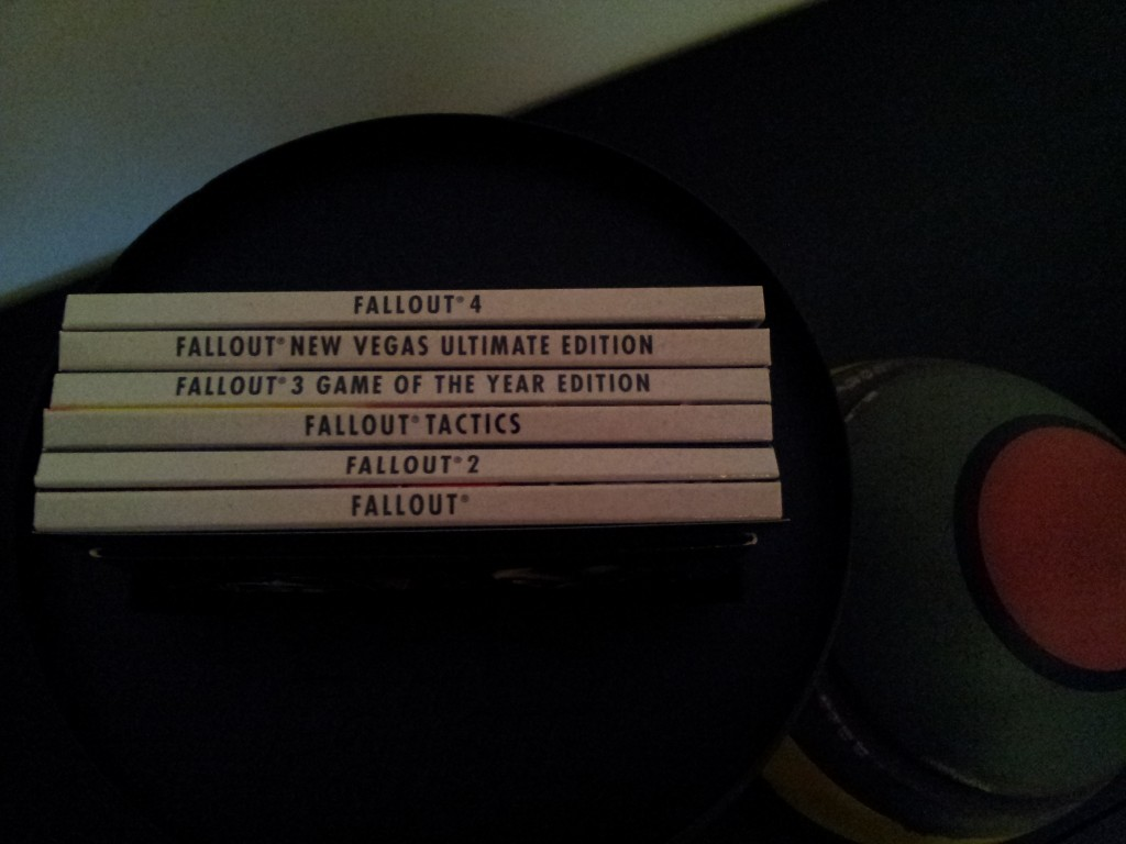 Fallout Anthology (3)