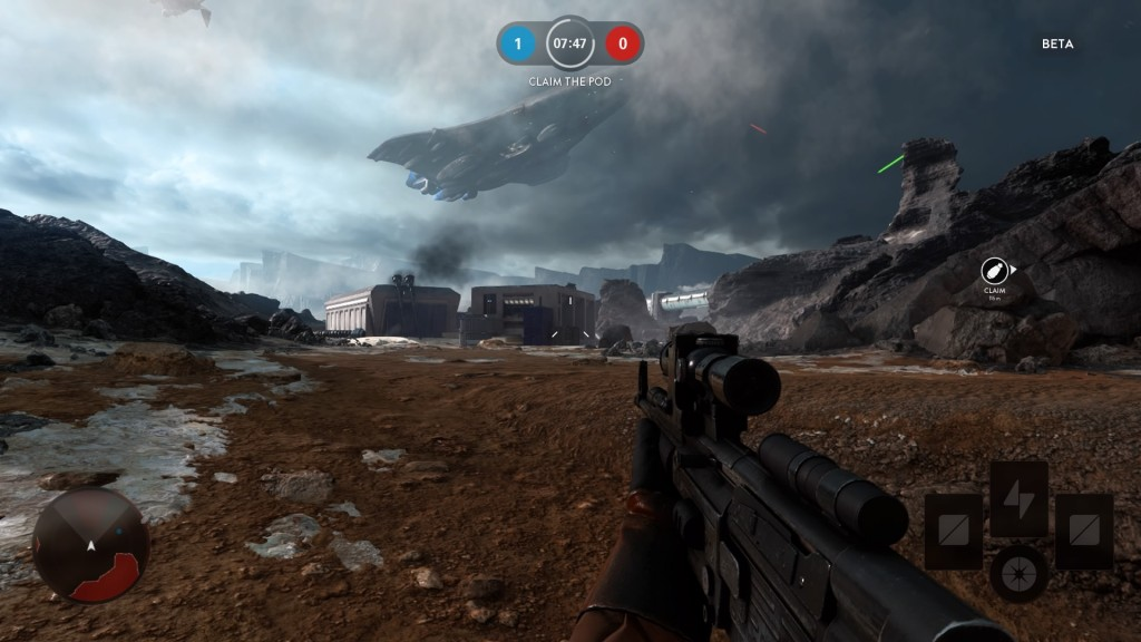 STAR WARS™ Battlefront™ Beta_test