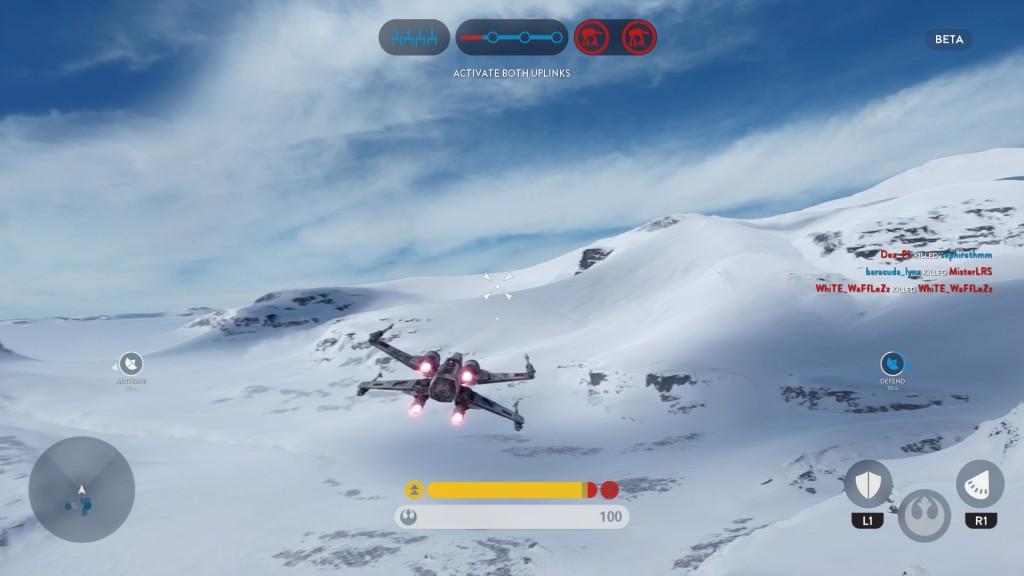 STAR WARS™ Battlefront™ Beta_test