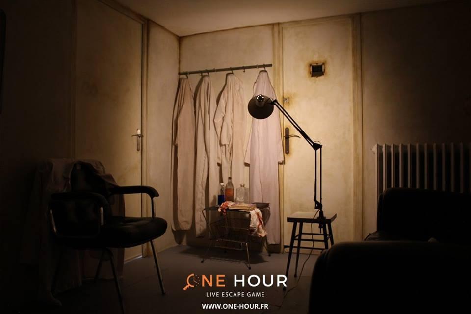 One Hour Escape - Lost Asylum 2