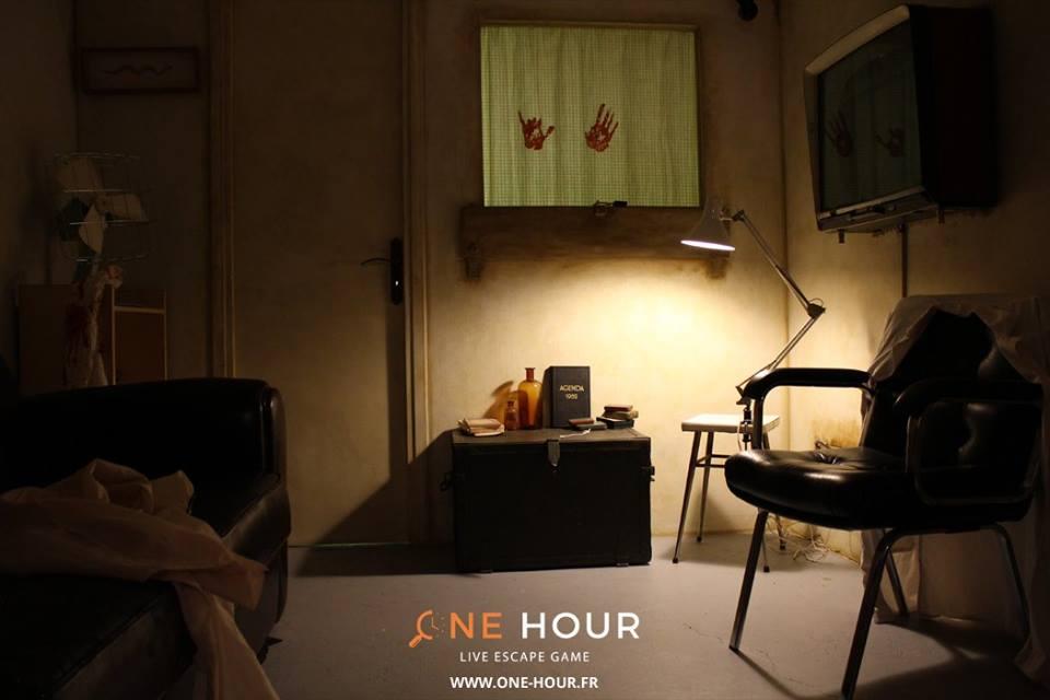 One Hour Escape - Lost Asylum 1