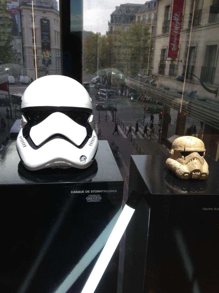 star wars galeries lafayette