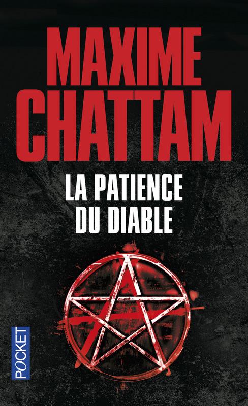 Maxime Chattam la patience du diable