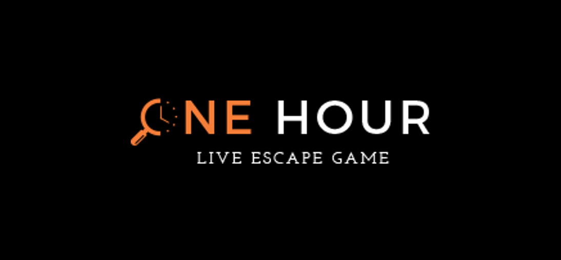 One Hour Escape Game – Cover