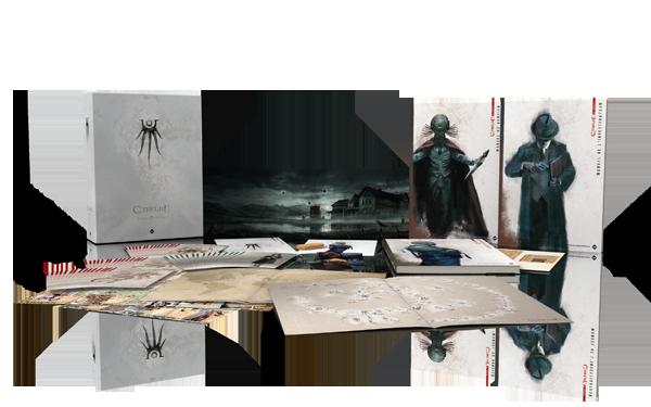 Cthulhu Edition 7 - Prestige