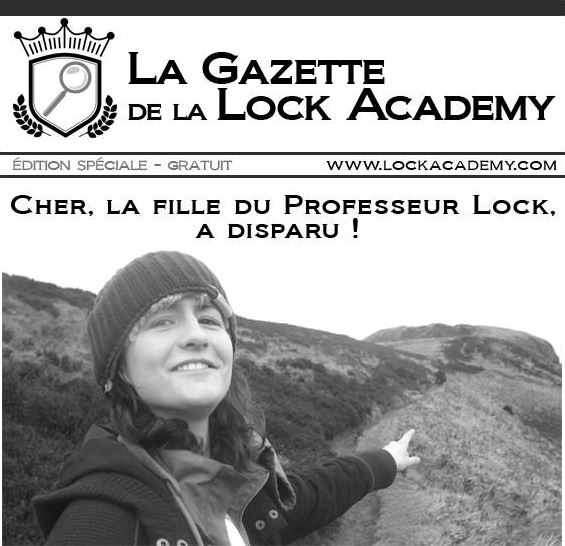 Lock Academy - Gazette