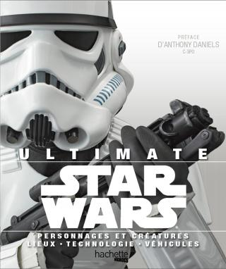 couverture ultimate star wars