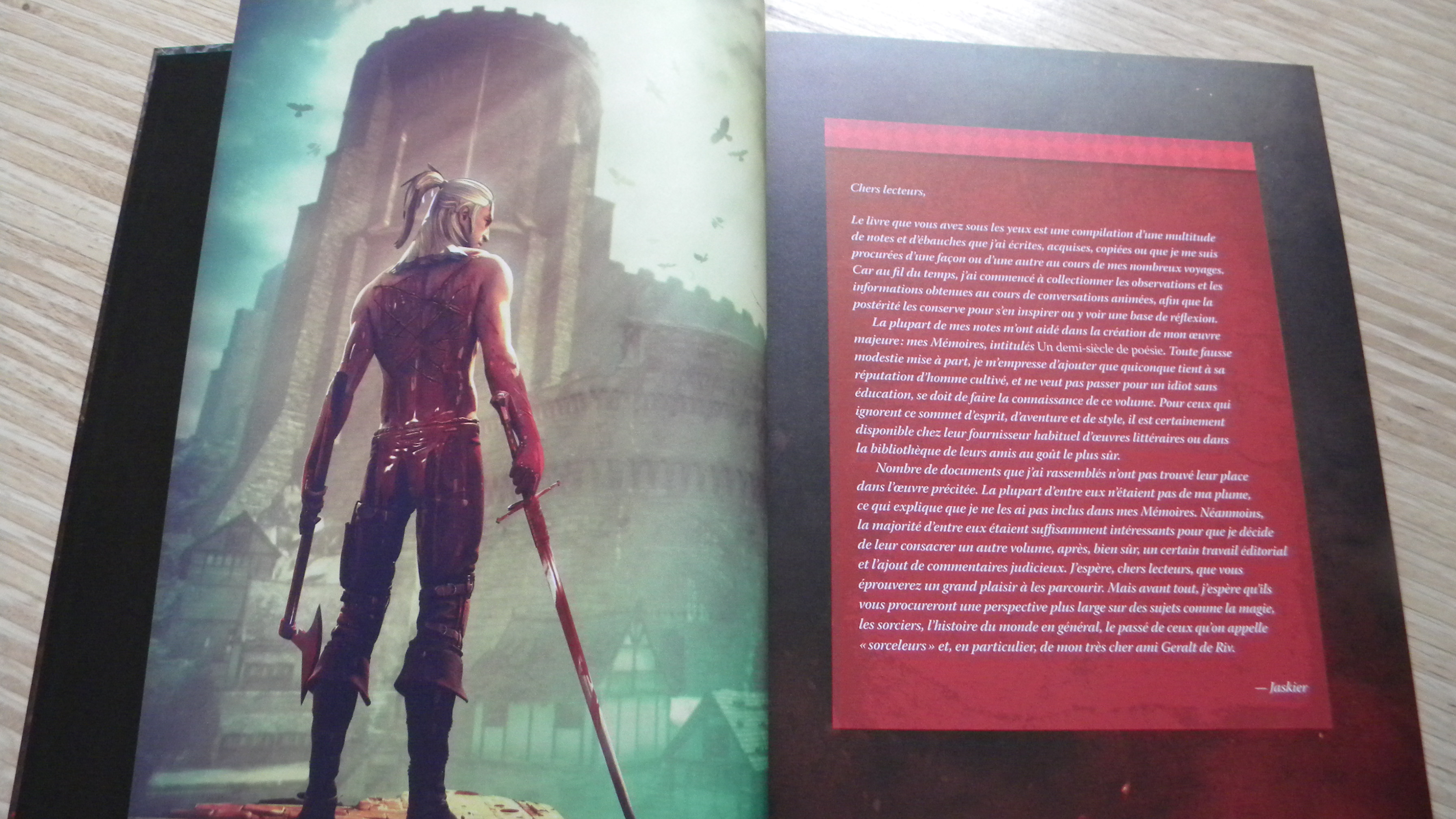 introduction le monde de the witcher