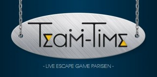 [Escape Game] Team-Time – Paris