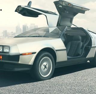 La DeLorean est de Retour !