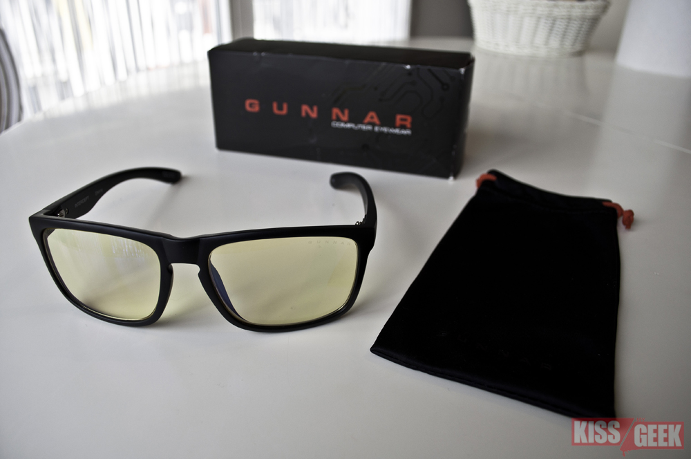 test lunettes gunnar