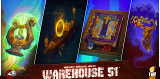 [Test] Warehouse 51 et ses artefacts étranges