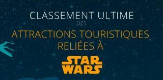 Fan de Star Wars ? Voici «les» lieux que vous devez visiter à tout prix !