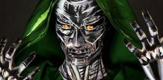 Kay Pike : l'art du cosplay en body painting !